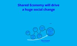 Shared Economy social impact