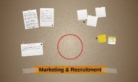Marketing & Recruitment