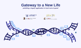 Gateway to a new life