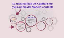 La racionalidad del Capitalismo