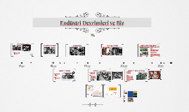 Copy of Yeni Endüstri Devrimi ve Biz