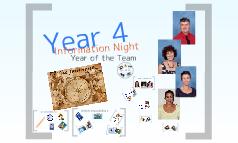 Year 4 Presentation