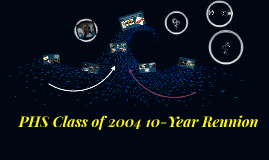 PHS Class of 2004 10-Year Reunion