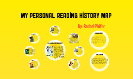 Personal Reading History Map