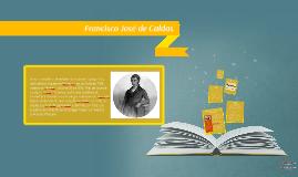 Aporte Francisco José de Caldas