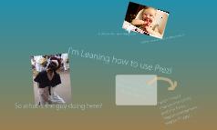 learning prezi is really hard