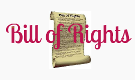 Copy of Bill of Rights