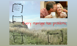 How to have a good marriage life.