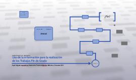 Uso de la información para la realización de los TFG (HUM)