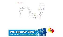 WeGrow 2012 application