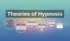Theories of Hypnosis
