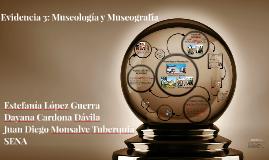 Evidencia 3: Museología y Museografía
