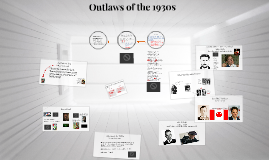 Outlaws of the 1930s