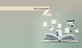 RL 8.5 Text Structure