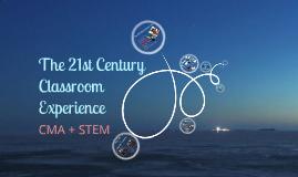 SCFFAC STEM + CMA Presentation