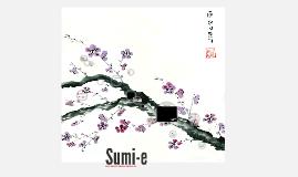 Copy of Sumi e