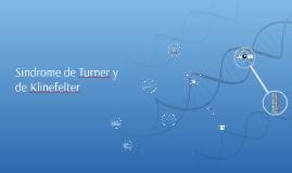 Síndrome de Turner y