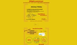 Aktivity FYKOSu (pro Setkání v Labi)