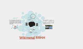 Wikimetal RRHH