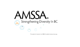 2018 AMSSA Diversity Awards