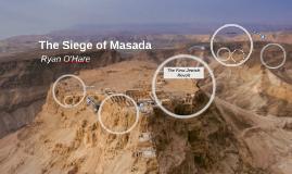 The Siege of Masada