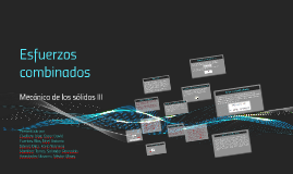 Copy of Esfuerzos combinados