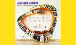 L'educacio literaria