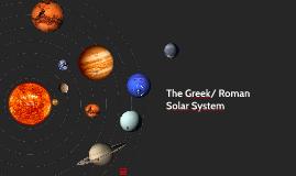 roman and greek solar system - photo #9