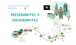 Copy of PRESERVANTES O CONSERVANTES