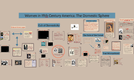 Women in 19th Century America