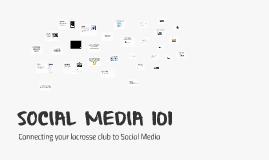 Social Media 101 (2016)