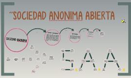 Copy of Copy of SOCIEDAD ANONIMA ABIERTA