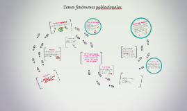 Tema: fenómenos poblacionales.