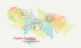 hydrofracking