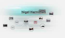 Nigel Harniman