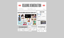 READING REMEDIATION
