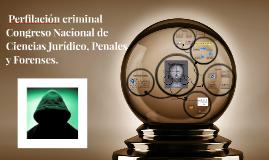 Copy of Perfil criminal