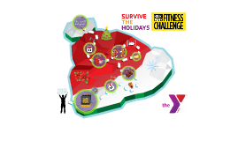 Survive the Holidays 4-week Fitness Challenge