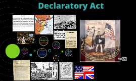 Copy of Declaratory Act of 1766