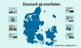Danmark på overfladen