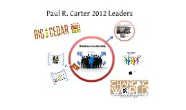 Copy of Leadership Seminar