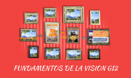 Copy of FUNDAMENTOS DE LA VISION G12