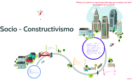 Socio - constructivismo