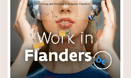 Finde.U : Living and Working in Belgium; Flanders