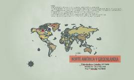 NORTE AMÉRICA Y GROENLANDIA