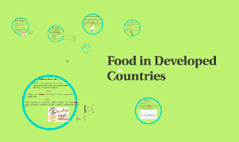 Food in Developed Countries