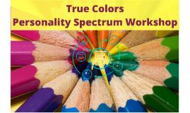 True Colors Presentation