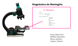 Copy of Diagnóstico de Meningitis