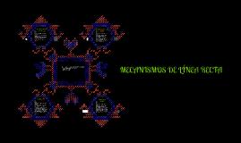 Copy of MECANISMOS DE LÍNEA RECTA