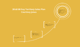 Copy of Copy of 30 60 90 Day Territory Sales Plan